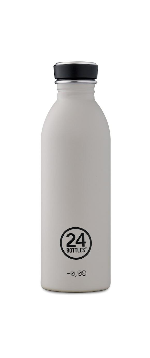 24 Bottles - Urban Bottle 0,5 L - Gravity Grå