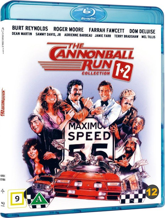 Cannonball run collection