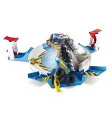 Hot Wheels - Mecha Shark Face-Off Legesæt m. 2 Biler (FYK14)
