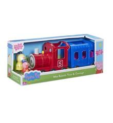 Peppa Pig - Miss Rabbit's Train & Carriage