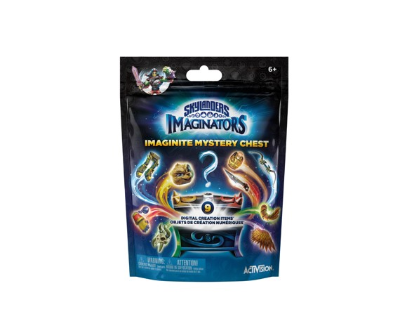 Skylanders Imaginators - Mystery Chest -  Bronze/Siver/Gold