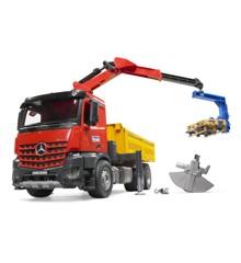 Bruder - MB Lastbil med Kran (3651)