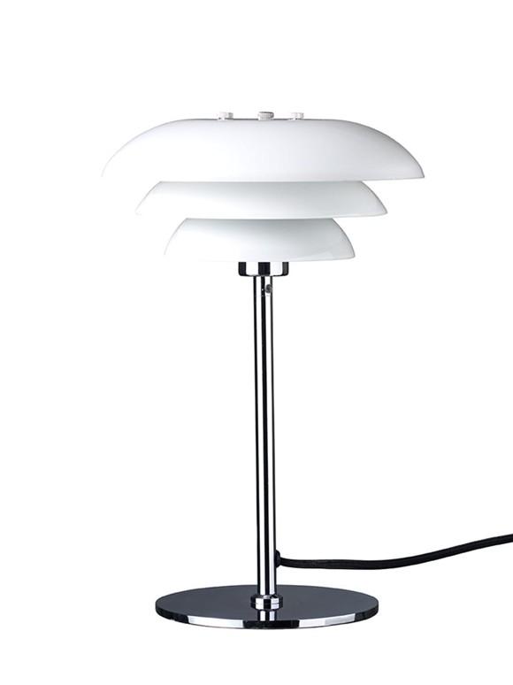 Dyberg Larsen - DL 20 Opal Table Lamp - White (8204)