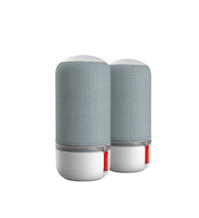 Libratone - Zipp mini 2  2xbundle - Frosty Grey