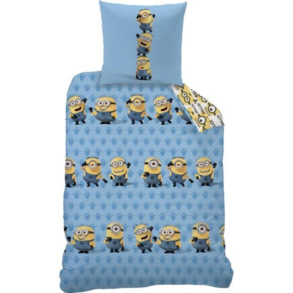 Minions Duvet cover - 140x200cm + 60x80cm - Cotton