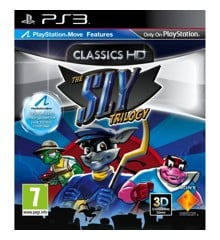 Sly Trilogy (Move compatible)
