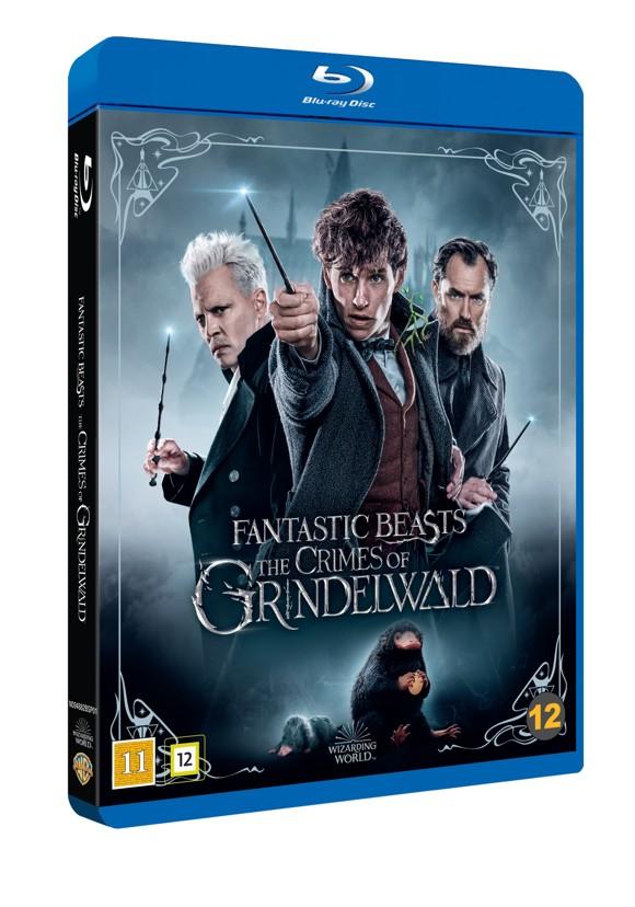 Fantastiske skabninger - Grindewalds forbrydelser