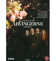 Arvingerne - Sæson II (3-disc) - DVD