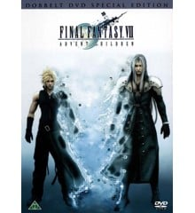 Final Fantasy VII: Advent Children - DVD