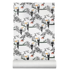 Nofred - Wallpaper - Toucan Print