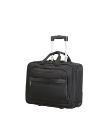 "SAMSONITE - Rollingtote VECTURA EVO Hjul, 17"" Sort"