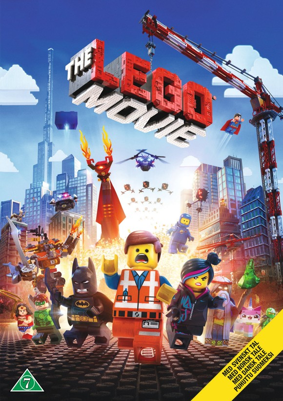 LEGO - The Movie - DVD