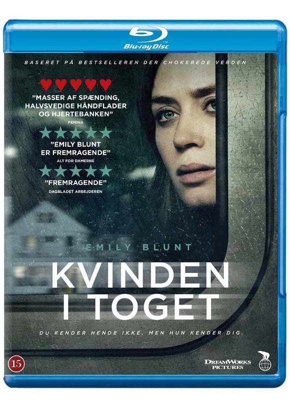 The Girl on the Train/Kvinden i toget (Blu-Ray)