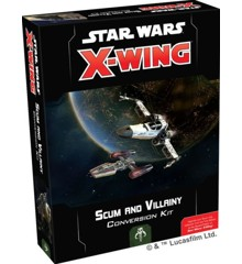 Star Wars - X-Wing - 2nd Edition - Scum and Villainy - Conversion Kit