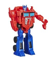 Transformers Cyberverse - Action Attackers: 1-Step Changer Optimus Prime (10,5cm)