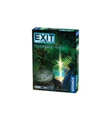 Exit: The Forgotten Island (English)