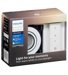 Philips Hue - Milliskin Recessed  With Remote