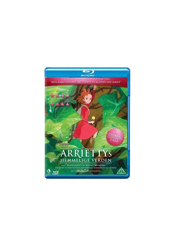 Arriettys Hemmelige Verden - Blu ray