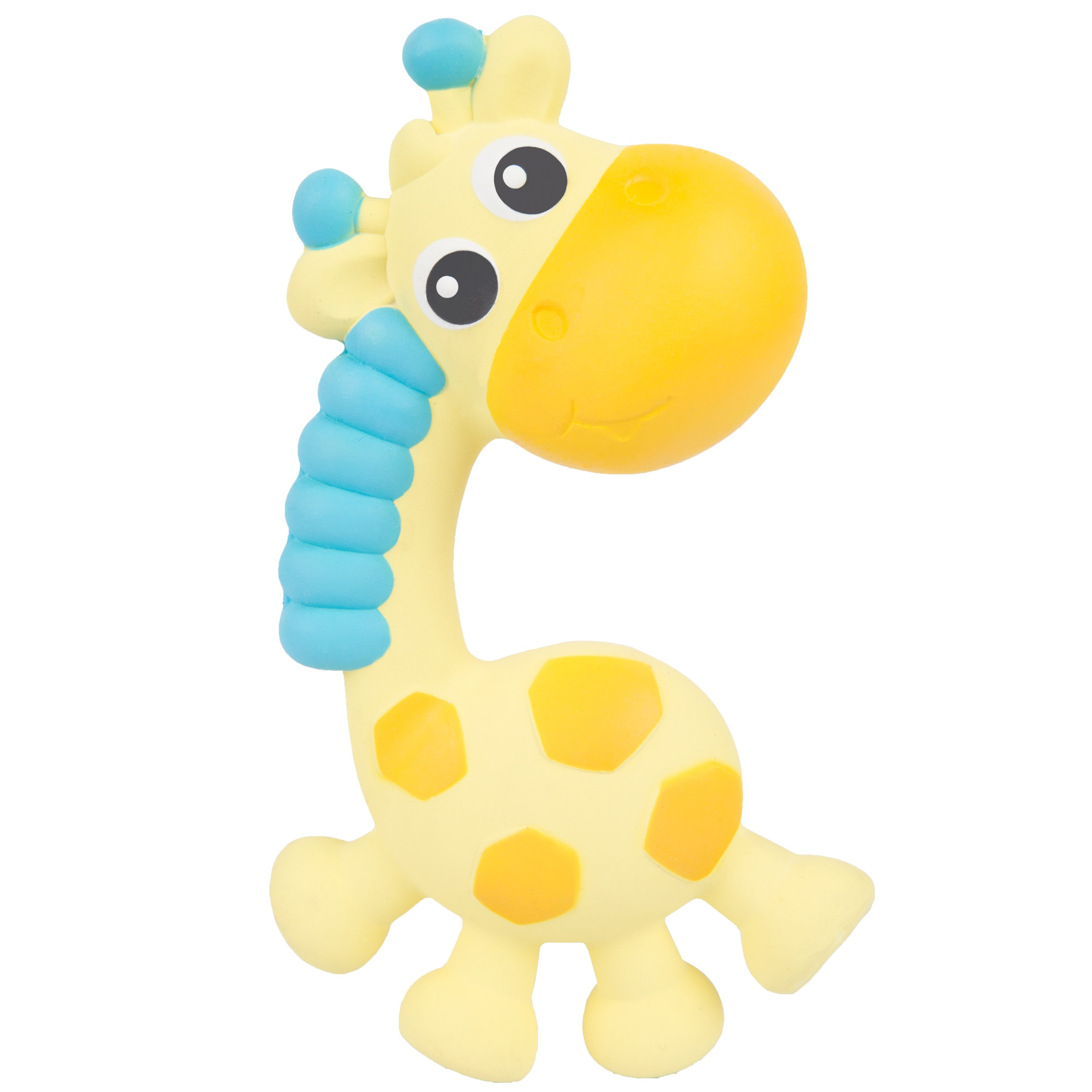 Playgro - Squeak And Soothe Natural Teether (186970)