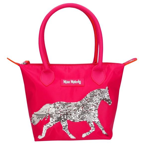 Miss Melody - Håndtaske - Pink