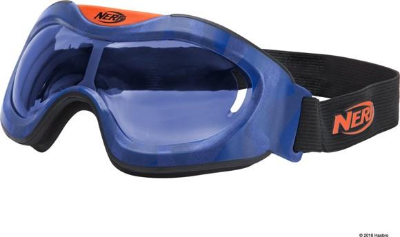 Nerf - Elite Goggles - Blue (50-00744)