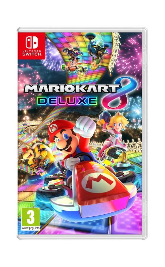 Mario Kart 8 Deluxe (UK, SE, DK, FI)