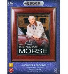 Inspector Morse Box 9: Episodes 25-27 (2-disc) - DVD
