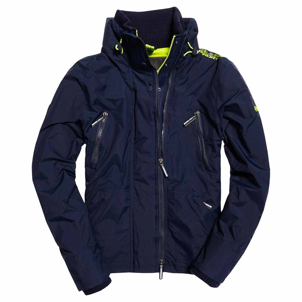 superdry polar jakke