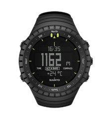 Suunto - Core All Black Udendørs Ur