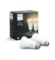 Philips Hue E27 White Ambiance 2-Pack - Bluetooth