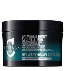 TIGI - Catwalk Oatmeal & Honey Maske 200 g