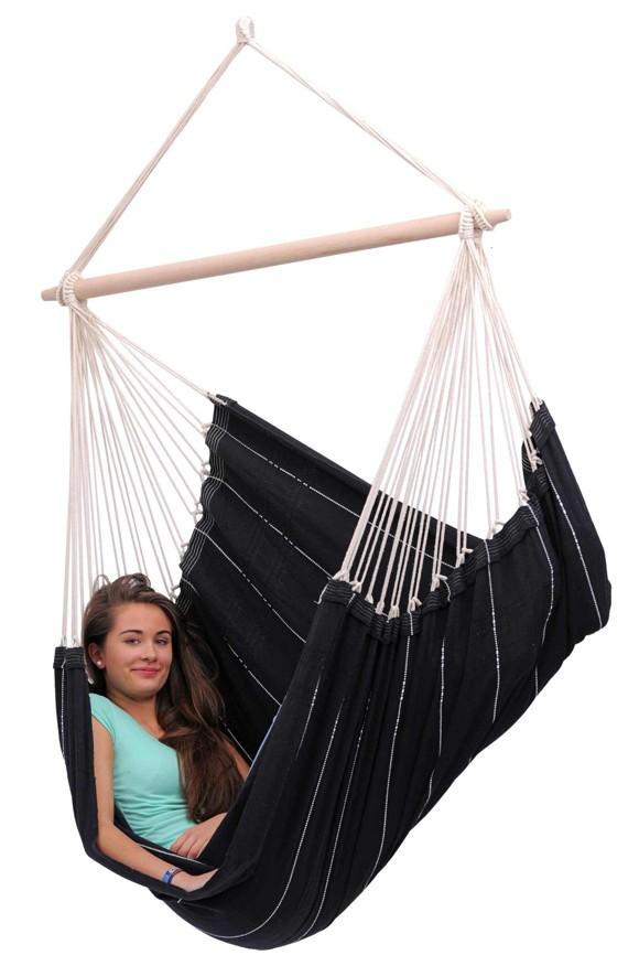Amazonas - Basil Hanging Chair - Black (AZ-2030140)