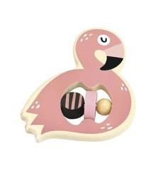 Vilac - Flamingo rattle by Michelle Carlslund (8528)