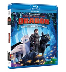 How To Train Your Dragon: The Hidden World -  Blu ray