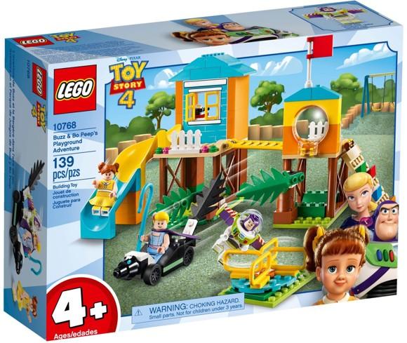 LEGO Disney - Toy Story 4 Buzz & Bo Peep's Playground (10768)