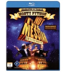 Monty Python - Not The Messiah - He Is A Very Naughty Boy -DVD