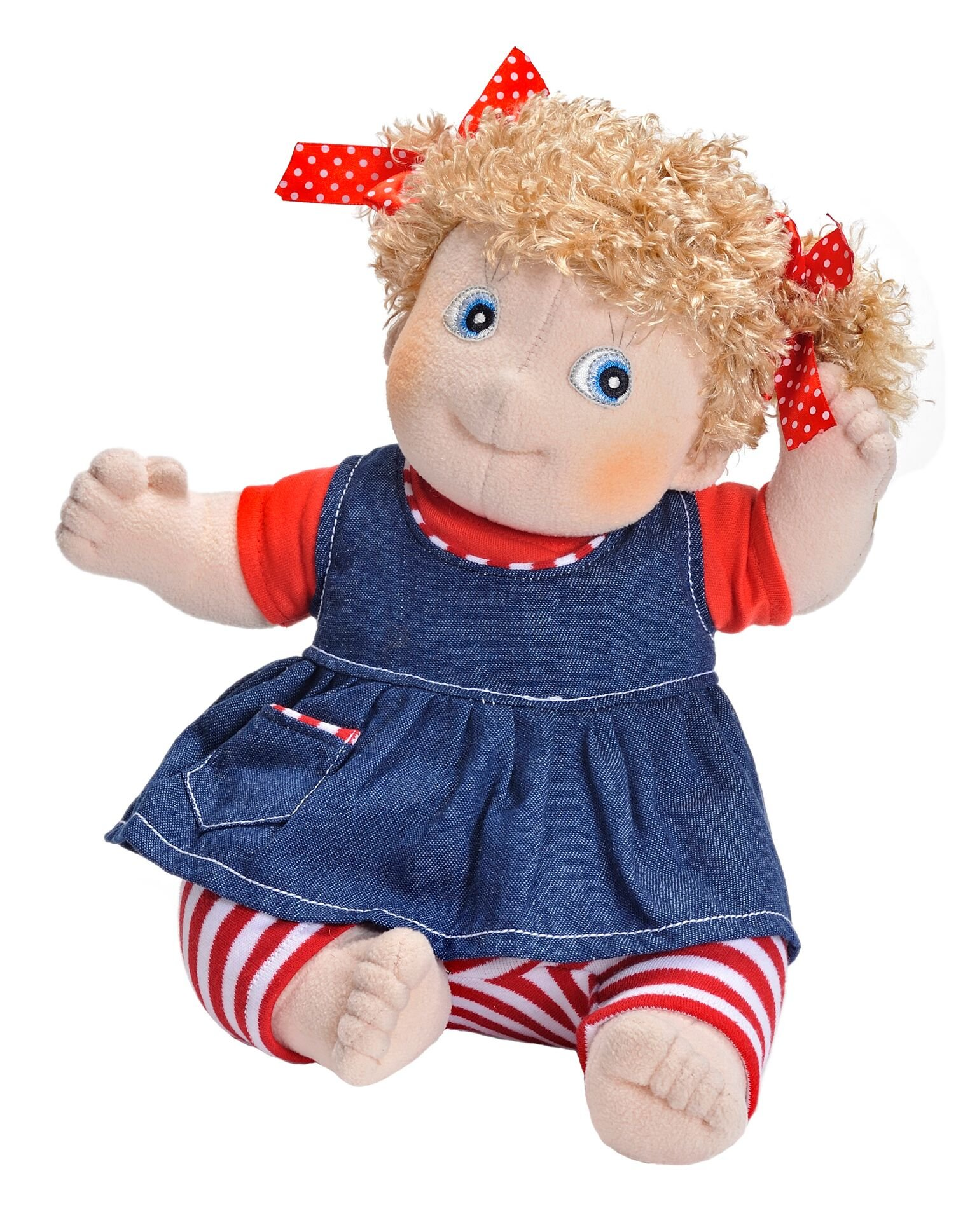 Rubens Barn - Rubens Kids Doll - Olivia
