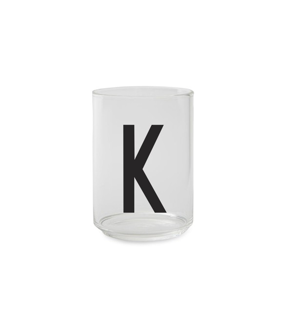 Design Letters - Personal Drinking Glass K