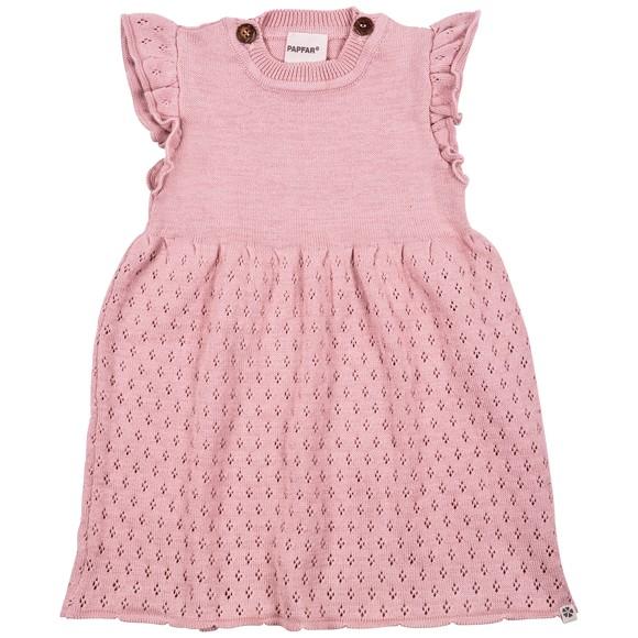 PAPFAR - Needledrop Girls Knit Dress