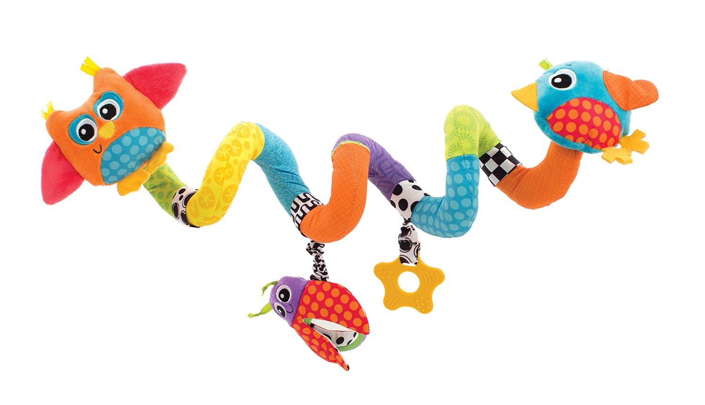Playgro - Twirly Whirly spiral pramtoys