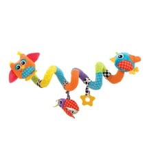 Playgro - Twirly Whirly spiral pramtoys