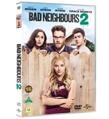Bad Neighbours 2 - DVD