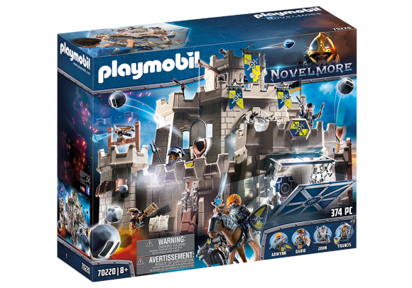 Playmobil- Novelmore Slot (70220)