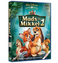 Disneys Mads og Mikkel 2 - DVD