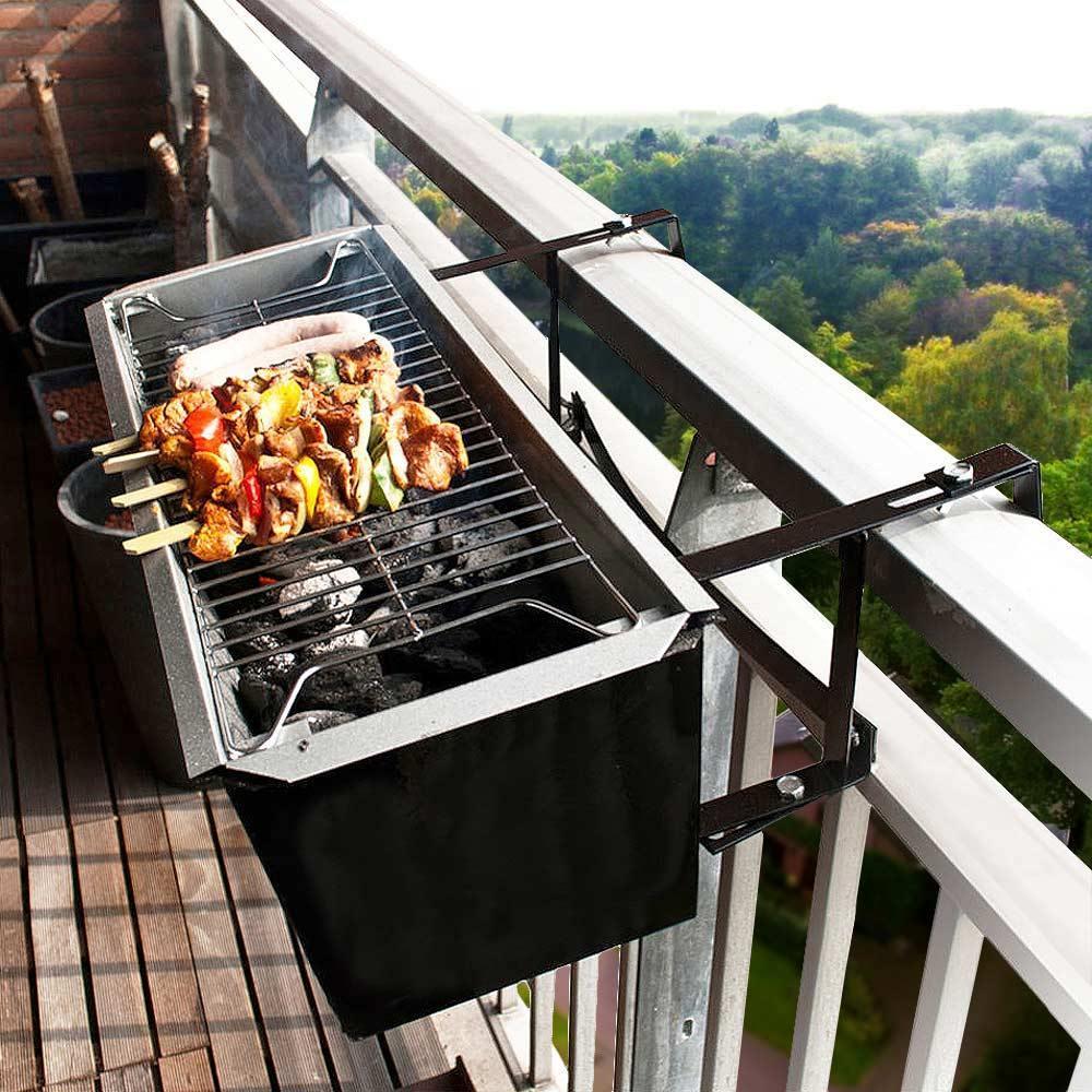 Buy Balcony BBQ (02333) - Incl. shipping