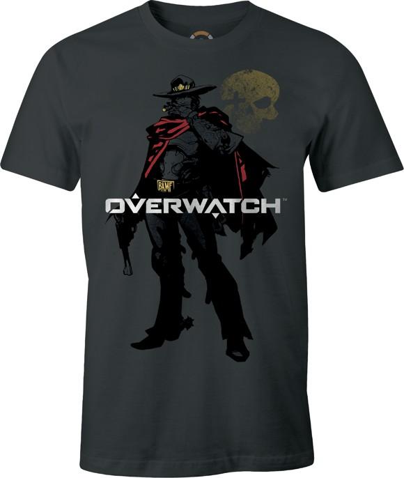 T-shirt Overwatch Mac Cree XL