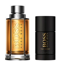 Hugo Boss - The Scent EDT 100ml + Deo Stick  - Giftbox