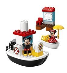 LEGO DUPLO - Mickey's Steamboat (10881)