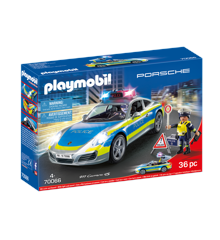 Playmobil - Porsche 911 Carrera 4S Politi (70066)