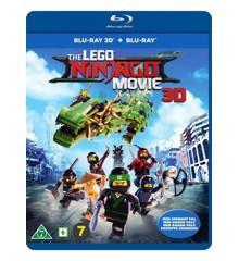 LEGO Ninjago Movie, The (3D Blu-Ray)